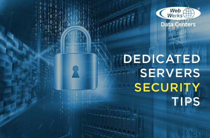 Add Security to your Dedicated Server